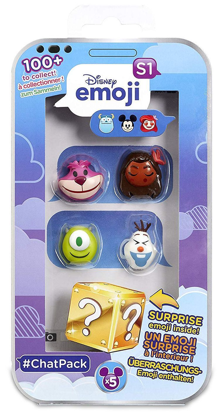 Комплект фигурки Disney Mini Emojis - Chat Packs, асортимент - 1