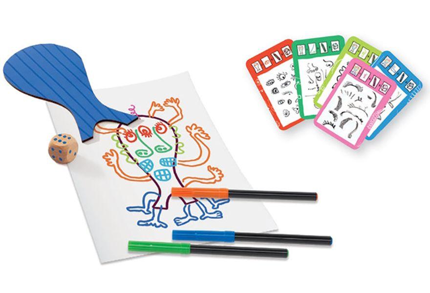 Детска арт игра Djeco - Hurluberlus - 2