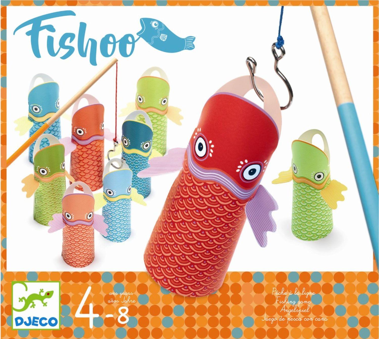 Детска игра Djeco - Fishoo - 1