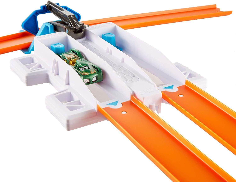 Игрален комплект Mattel Hot Wheels - Двулентова писта - 3
