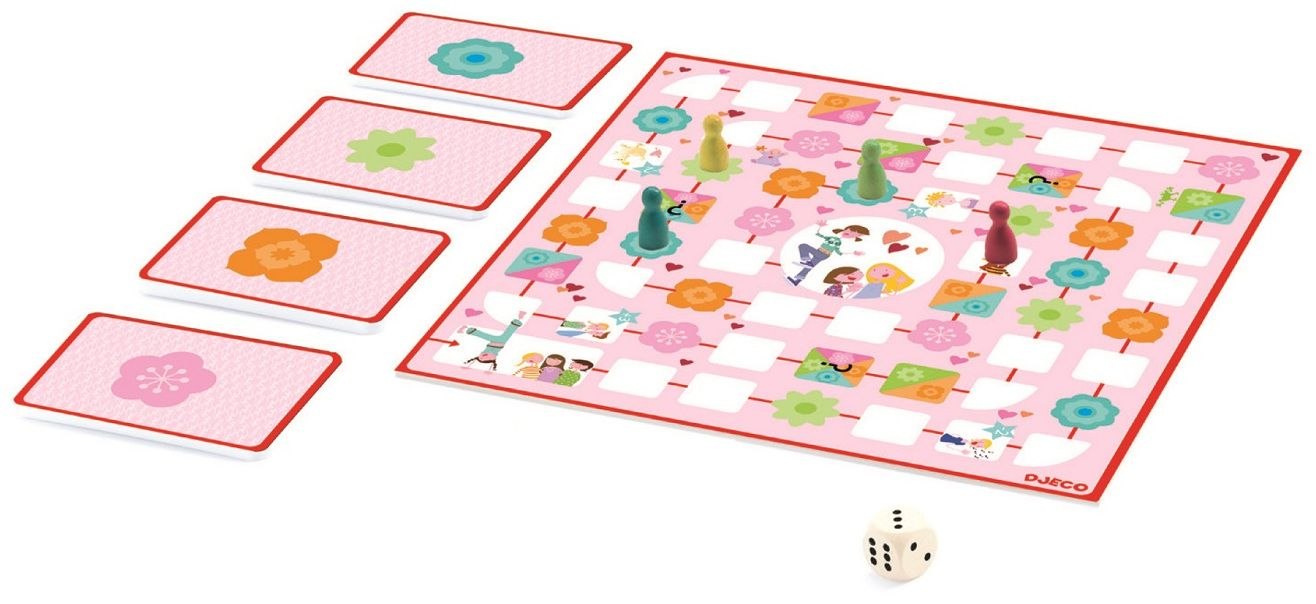 Детска игра Djeco – Пижамено парти - 1