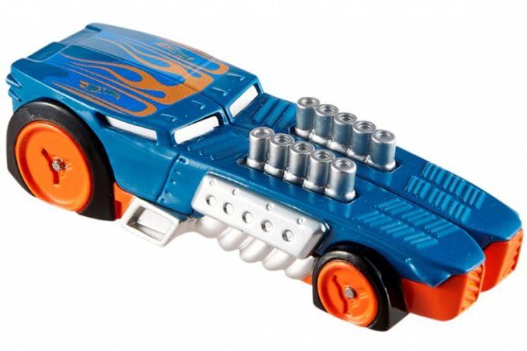 Количка Hot Wheels Split Speeders - Chopped Rod, разделяща се, с магнит - 3
