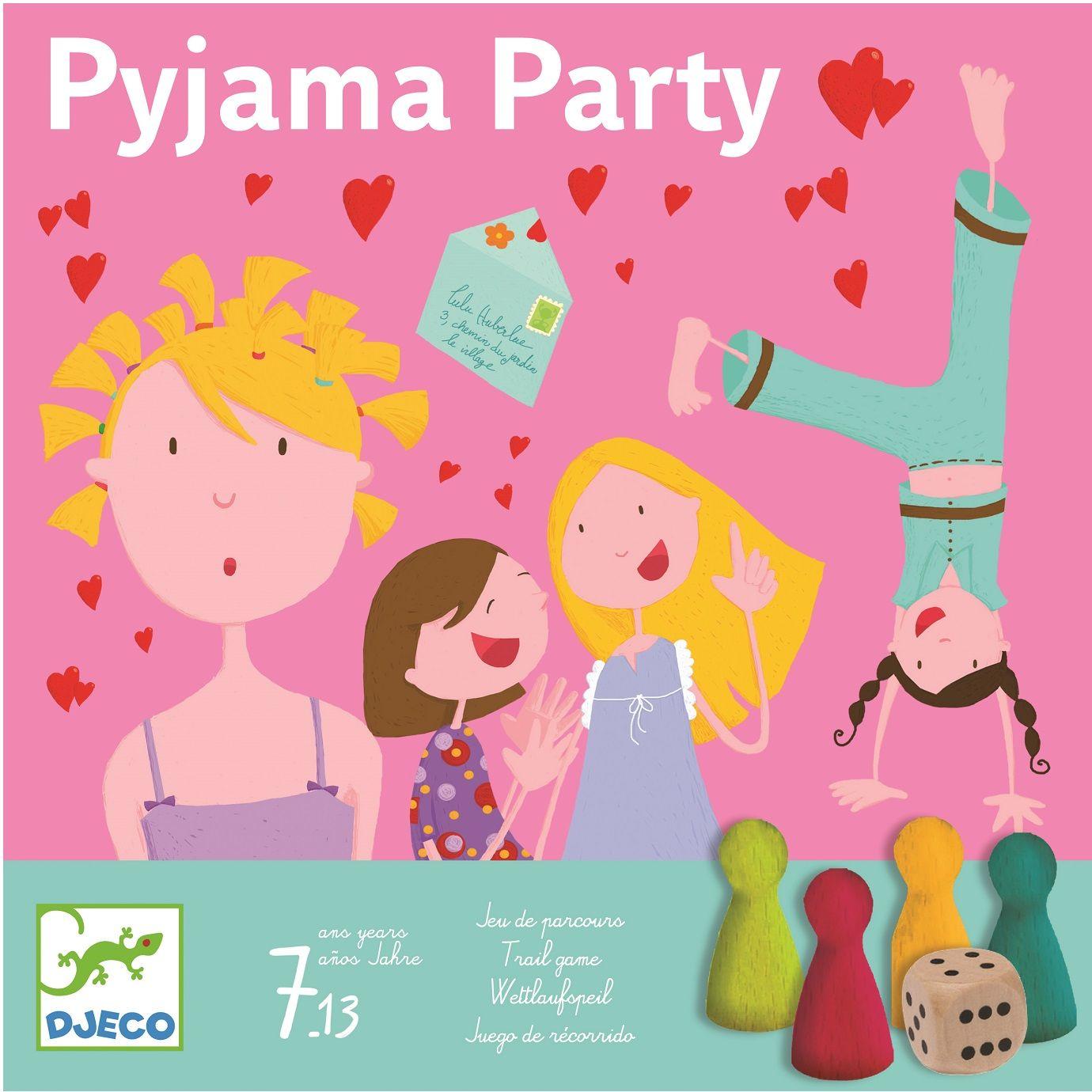 Детска игра Djeco – Пижамено парти - 2