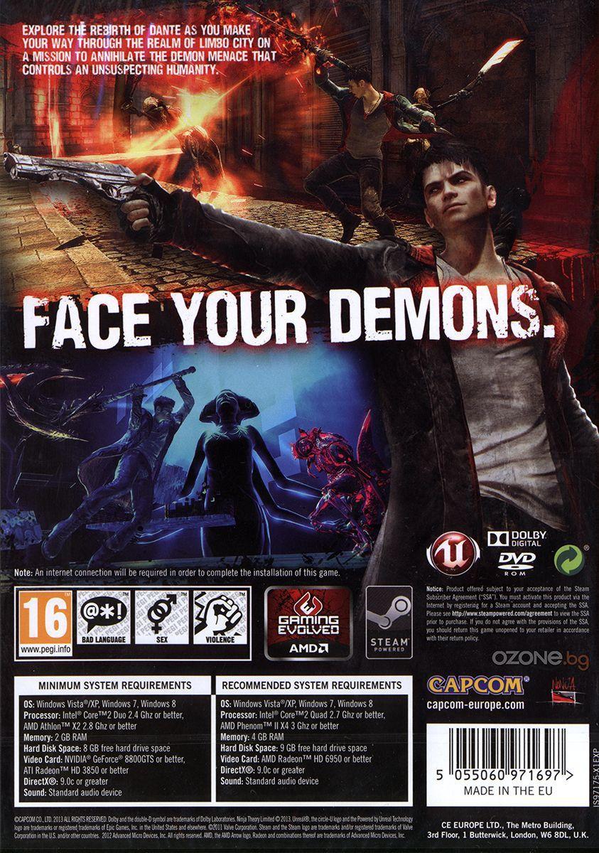 DmC Devil May Cry (PC) - 3
