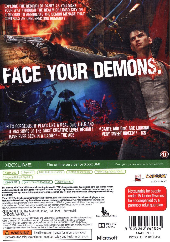 DmC Devil May Cry (Xbox 360) - 3