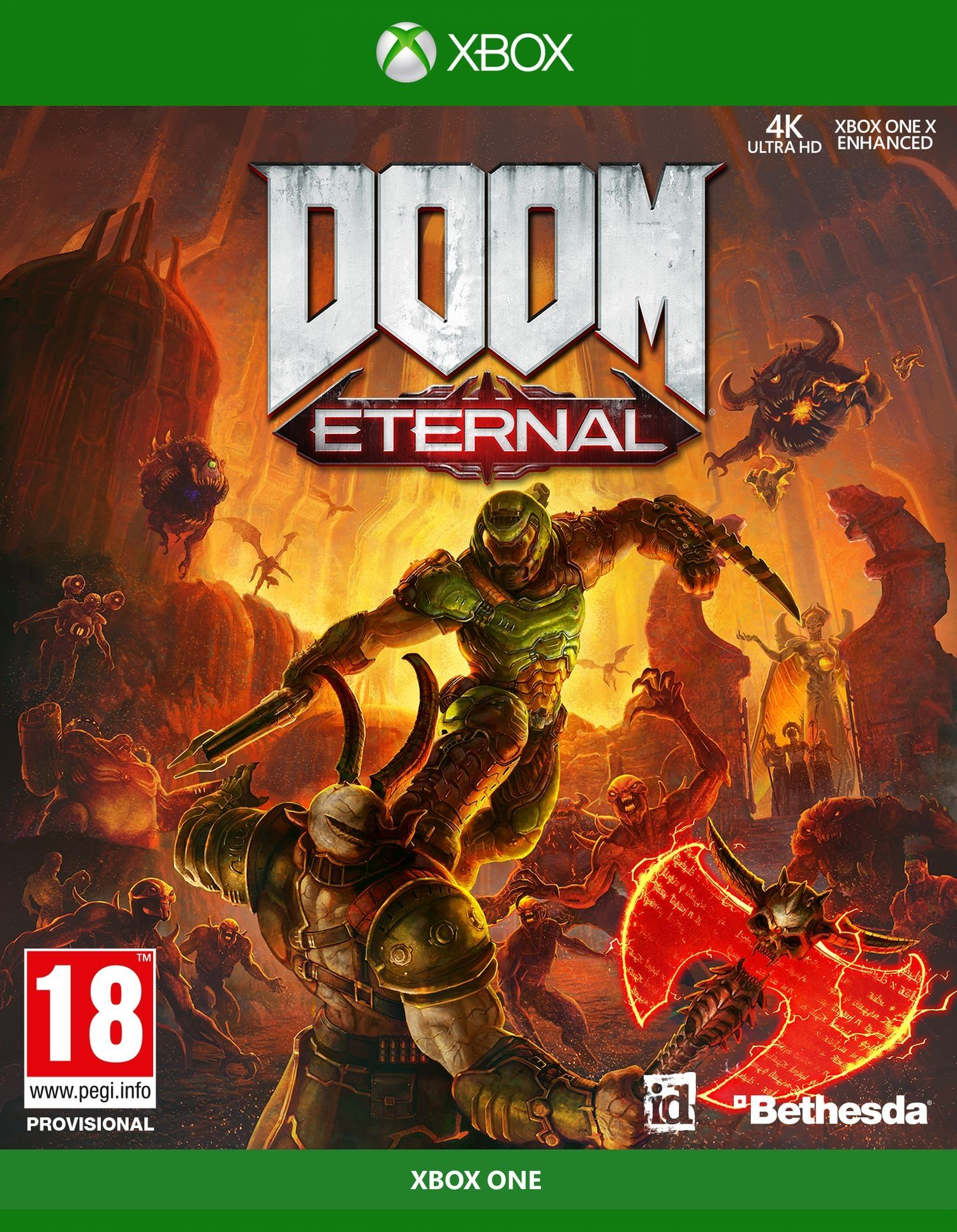Doom Eternal (Xbox One) - 1