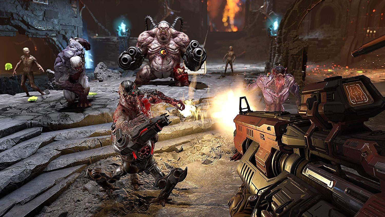 Doom Eternal - Deluxe Edition (PS4) - 8