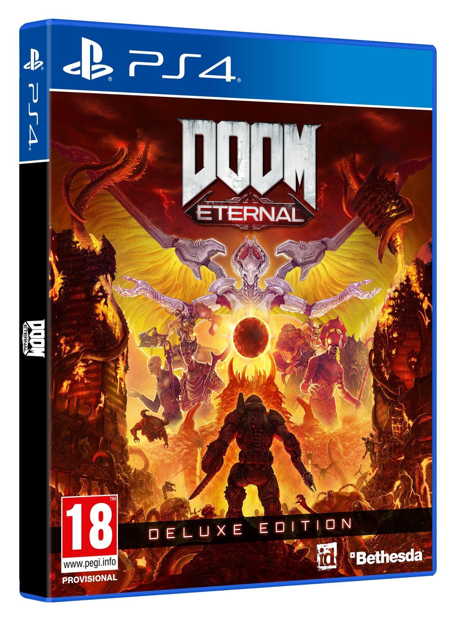 Doom Eternal - Deluxe Edition (PS4) - 4