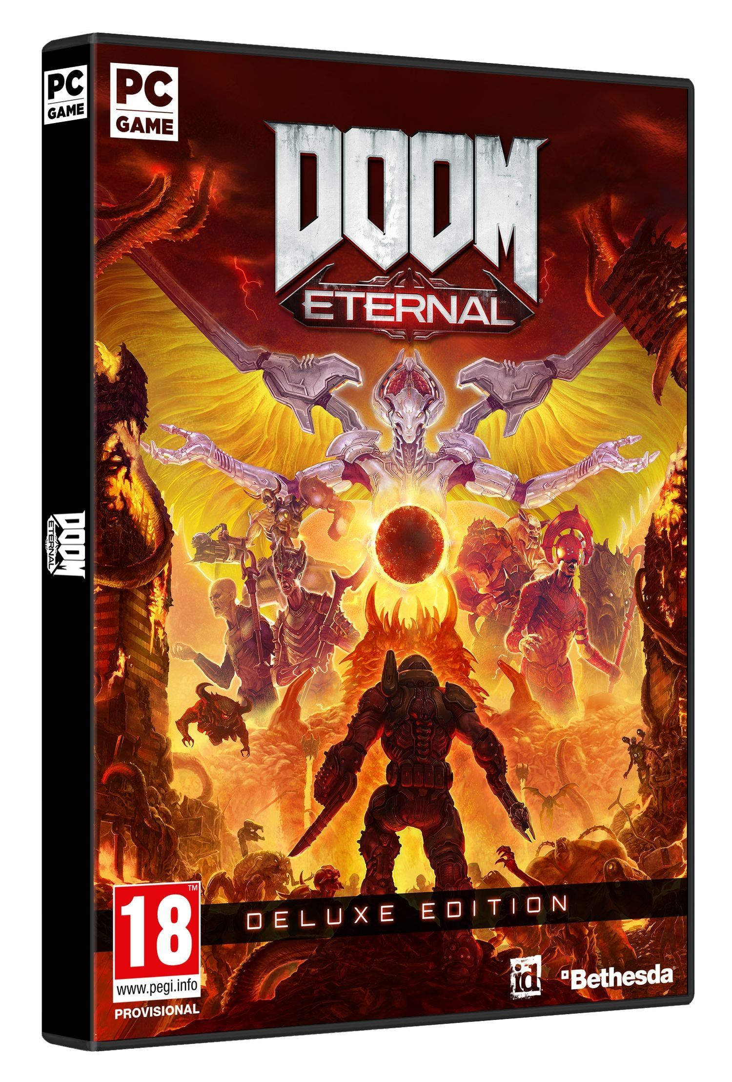 Doom Eternal - Deluxe Edition - 3