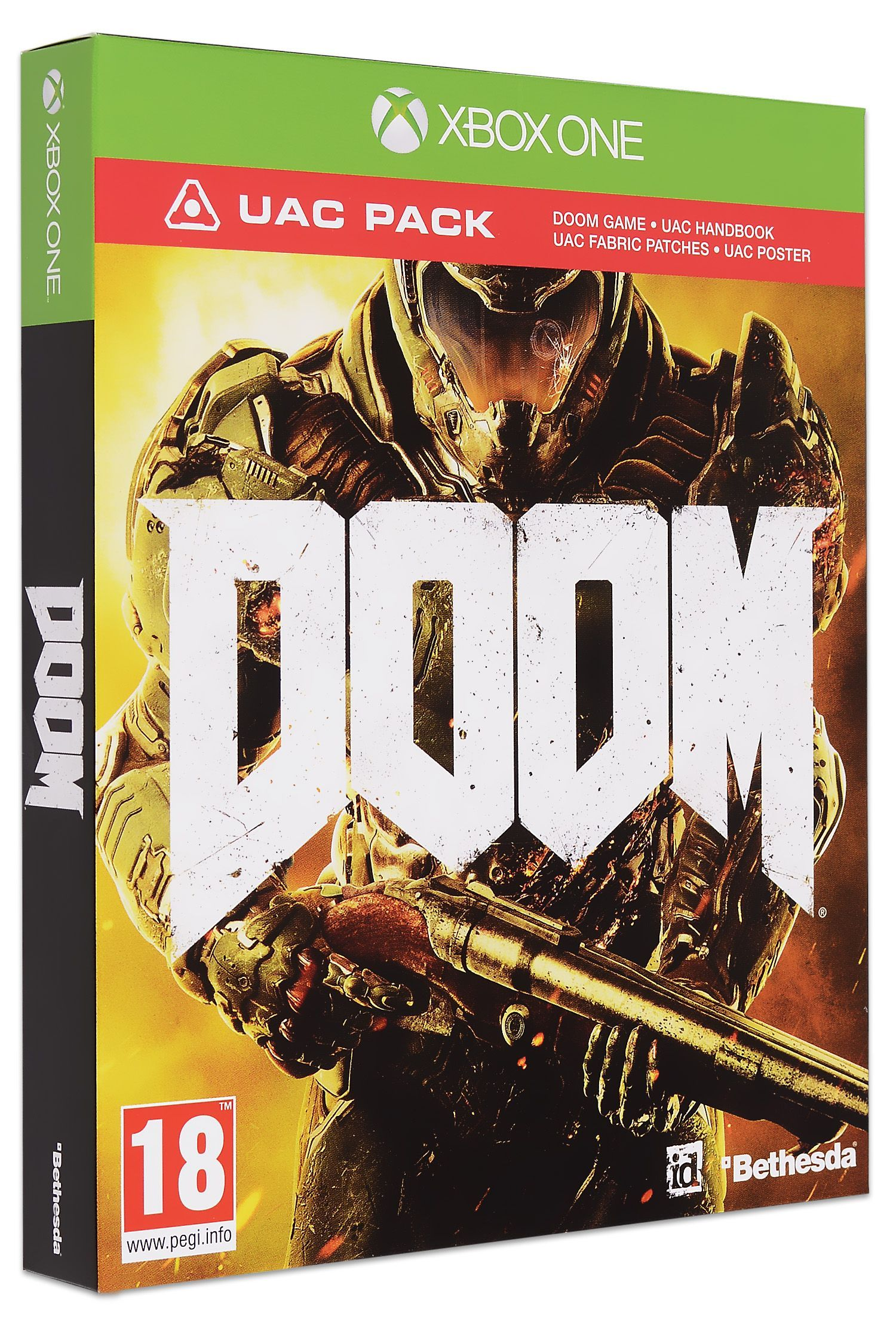 DOOM UAC Edition (Xbox One) - 4