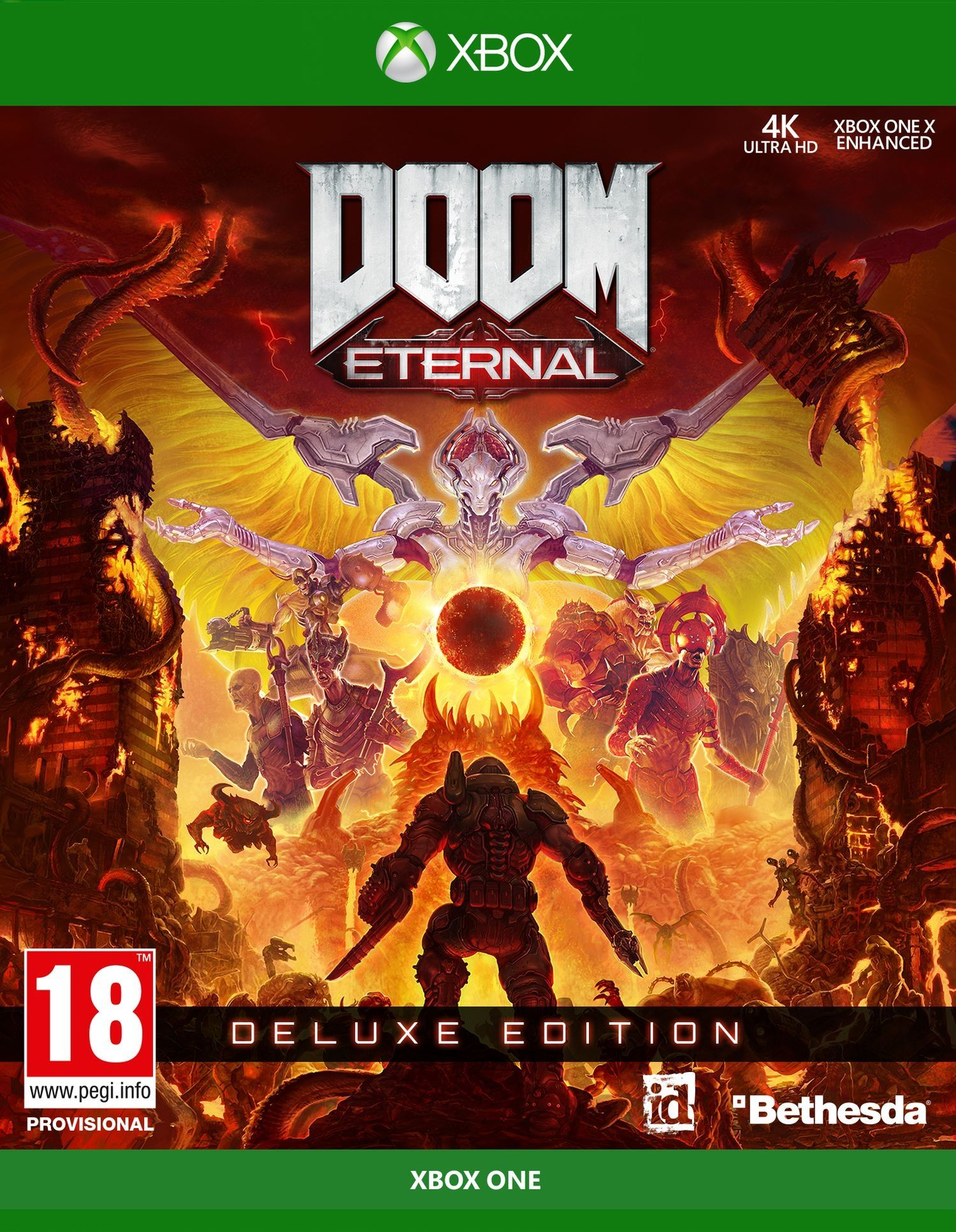 Doom Eternal - Deluxe Edition (Xbox One) - 1