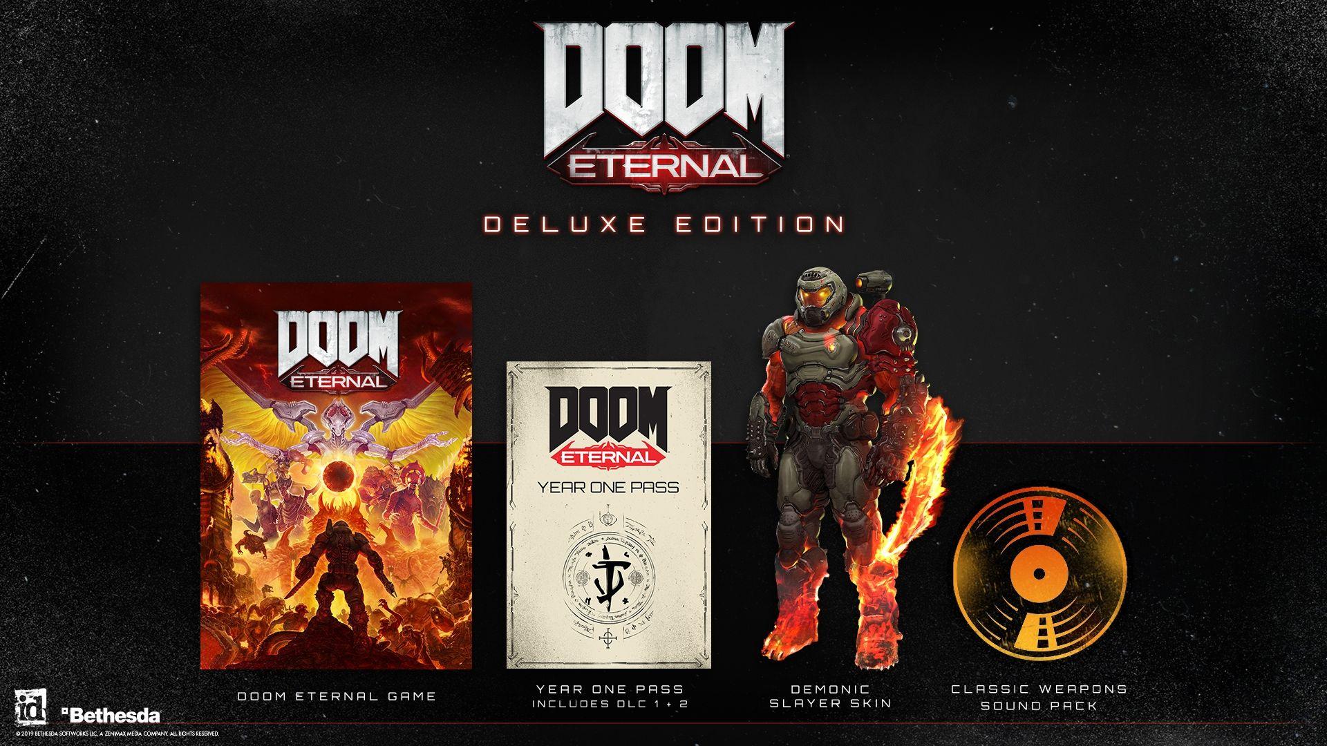 Doom Eternal - Deluxe Edition (PS4) - 3