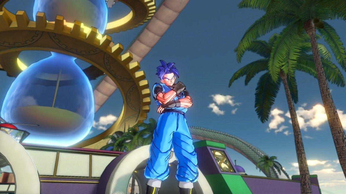 Dragon Ball Xenoverse (Xbox One) - 9