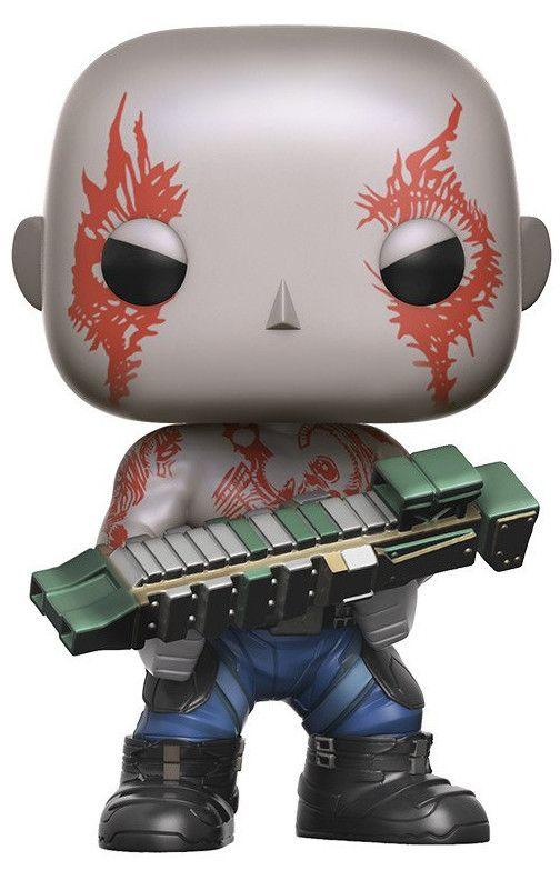 Фигура Funko Pop! Movies: Guardians of the Galaxy - Drax, #200 - 1