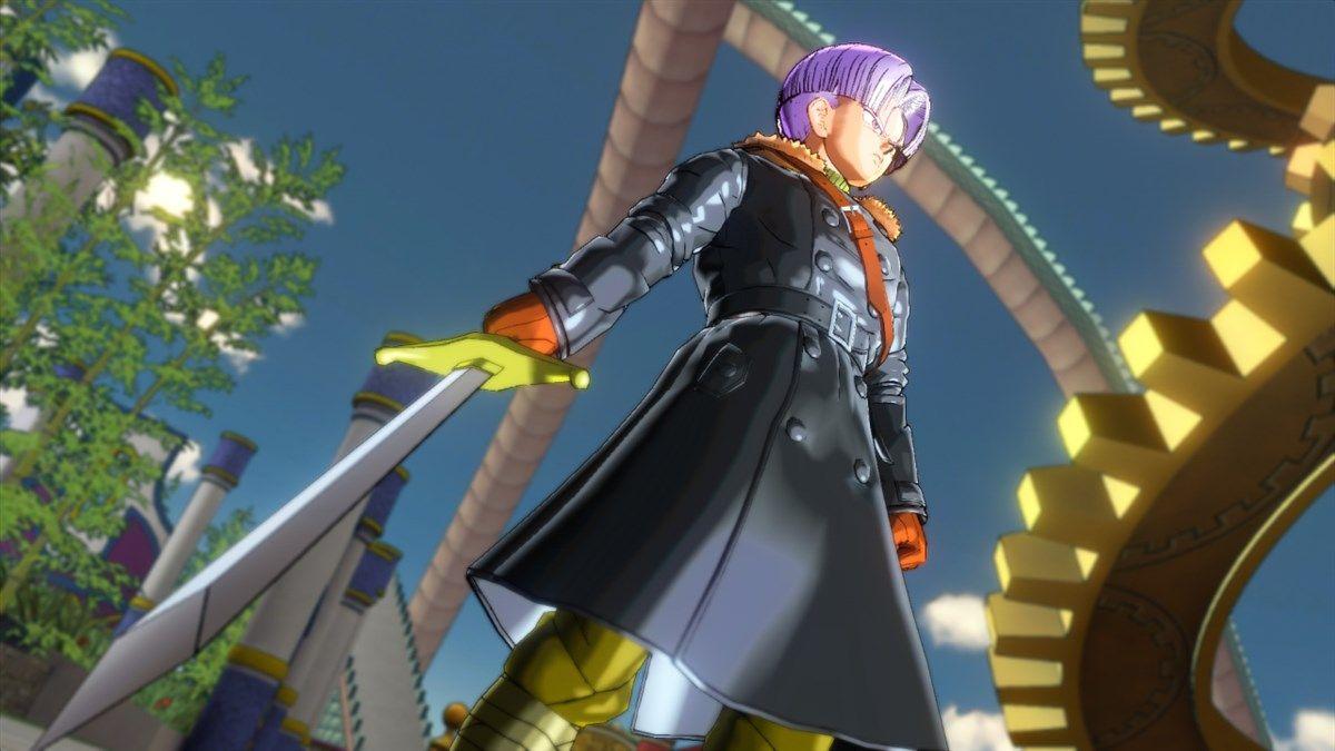 Dragon Ball Xenoverse (Xbox One) - 12