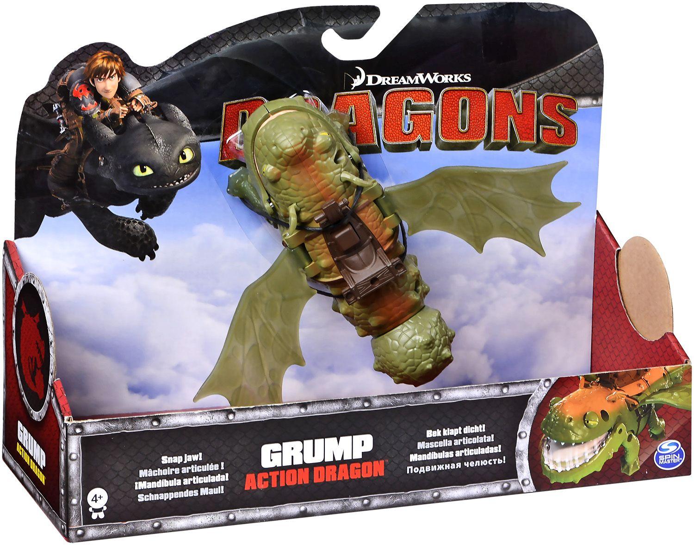 Екшън фигура Spin Master Dragons - Гръмпи - 1