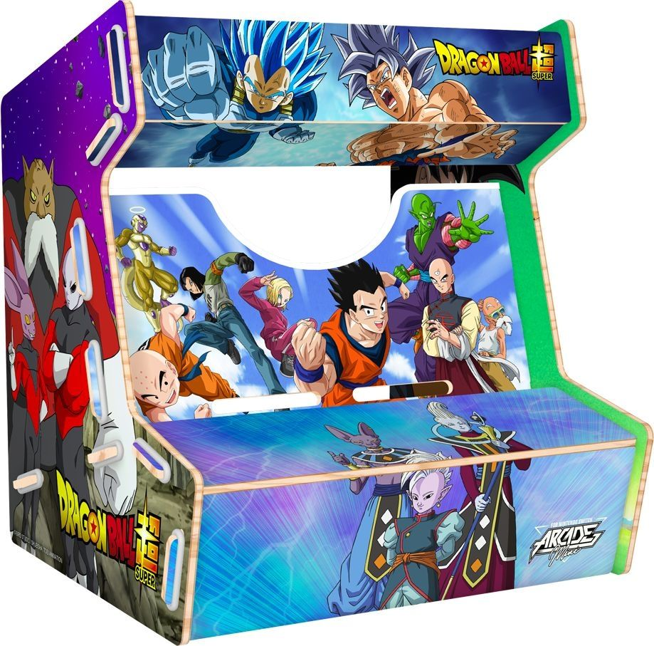Стойка за конзола Microids Arcade Mini Dragon Ball Z (Switch) - 2