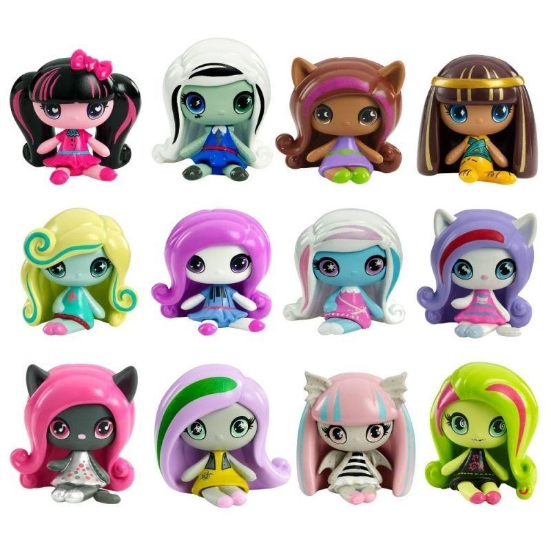 Мини-фигура изненада Mattel - Monster High - 2