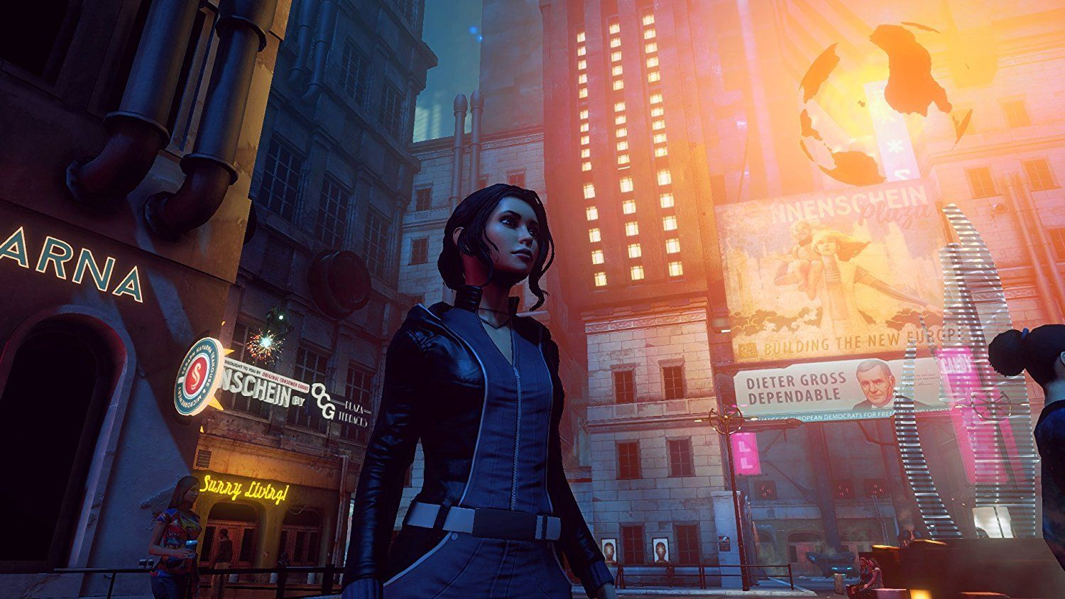 Dreamfall Chapters (PS4) - 4