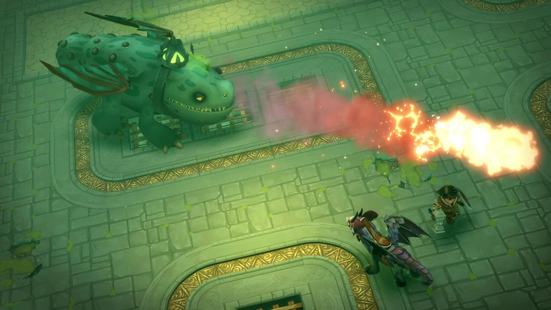 Dreamworks Dragons: Dawn of New Riders (Xbox One) - 10