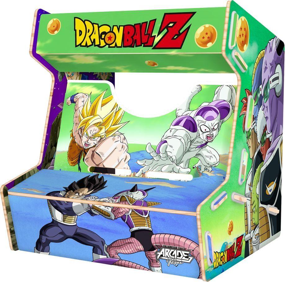 Стойка за конзола Microids Arcade Mini Dragon Ball Z (Switch) - 4