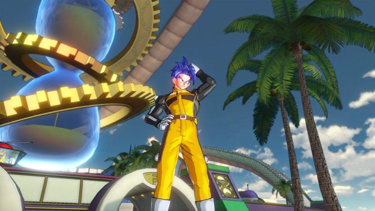 Dragon Ball Xenoverse (Xbox One) - 8