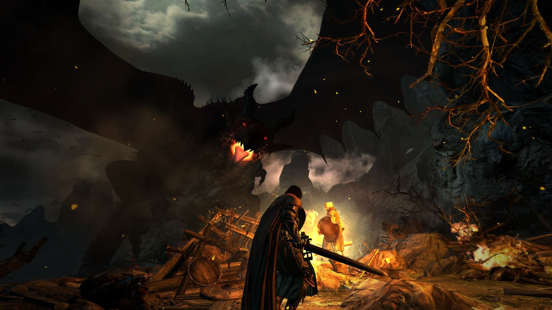 Dragon's Dogma Dark Arisen - HD (PS4) - 4