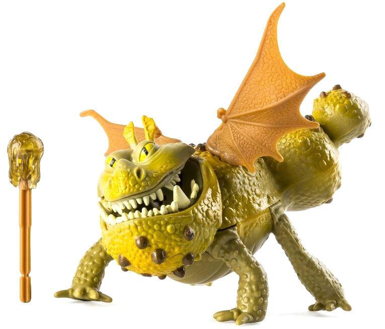 Екшън фигурка Spin Master Dragons Legends Collection - Meatlug - 1