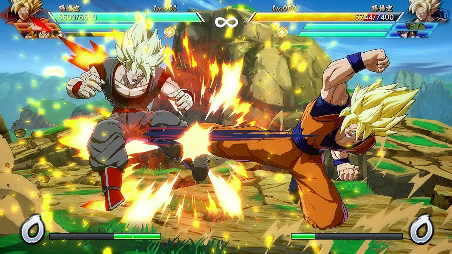 Dragon Ball FighterZ (PS4) - 5