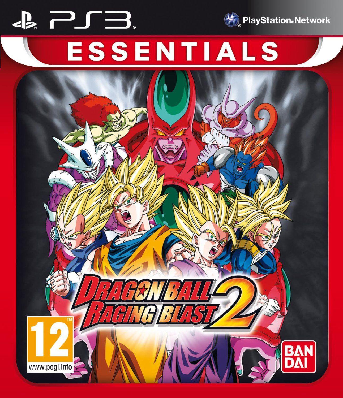 Dragonball: Raging Blast 2 (PS3) - 1