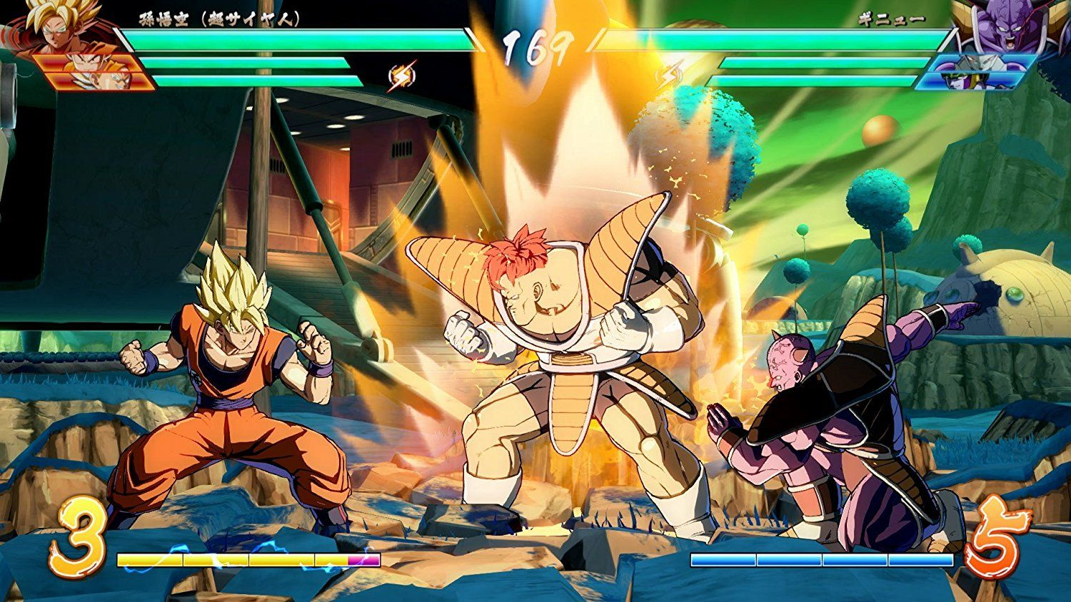 Dragon Ball FighterZ (PS4) - 4