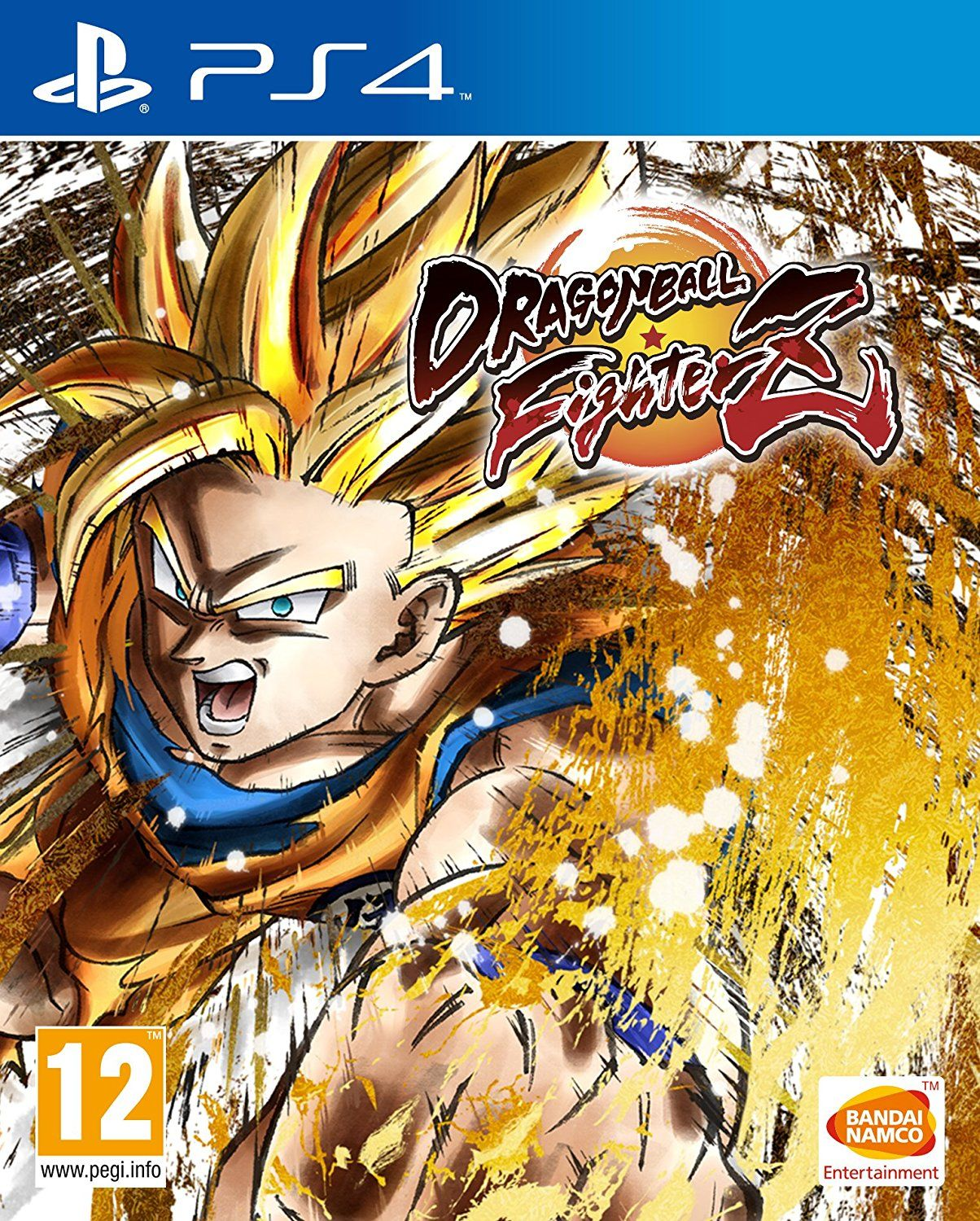 Dragon Ball FighterZ (PS4) - 1