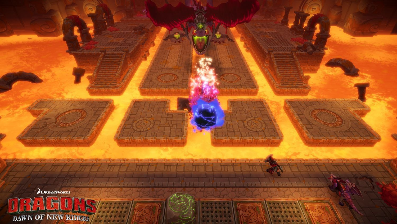 Dreamworks Dragons: Dawn of New Riders (Xbox One) - 7