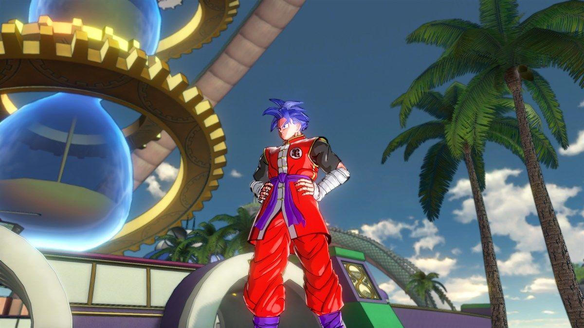 Dragon Ball Xenoverse (Xbox One) - 5