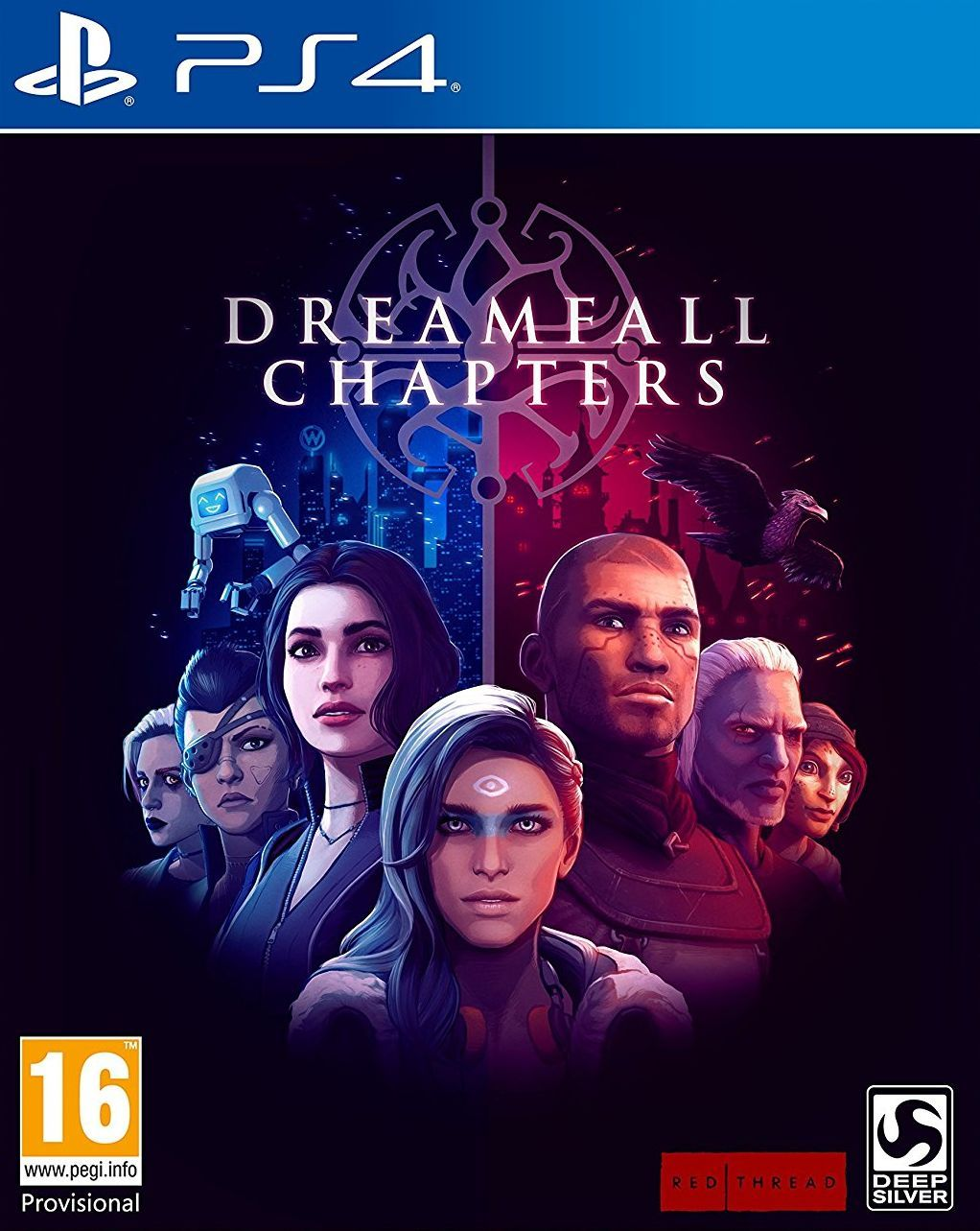 Dreamfall Chapters (PS4) - 1