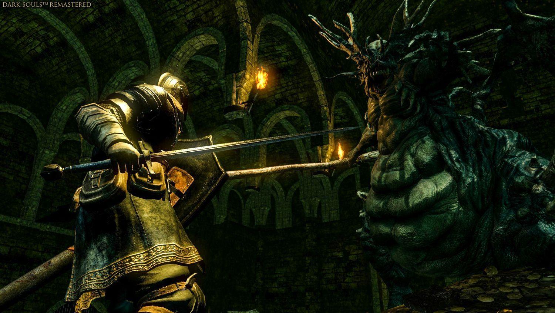 Dark Souls Trilogy (Xbox One) - 4