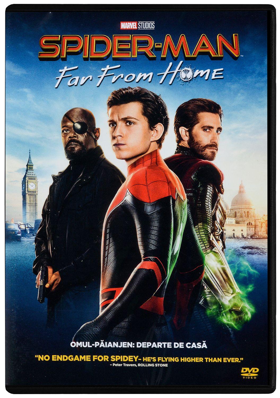 Спайдър-мен: Далече от дома (DVD) - 1