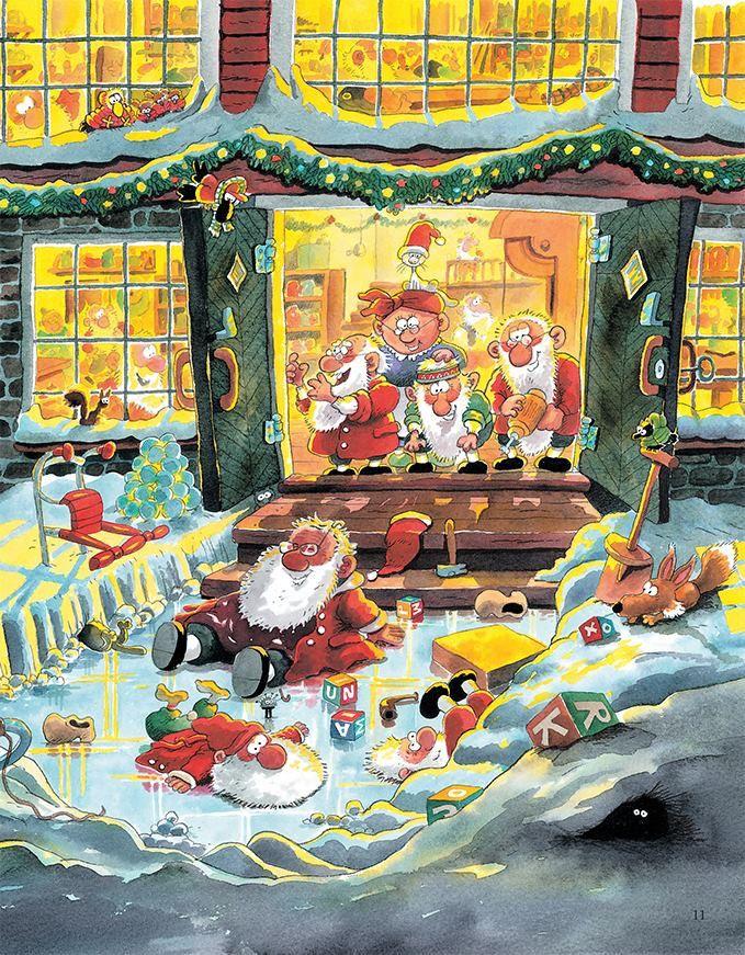Дванайсет дара за Дядо Коледа (меки корици) - 3