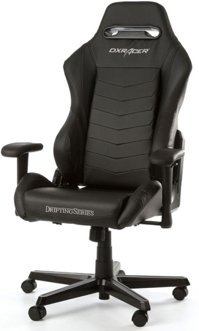 Геймърски стол DXRacer - серия DRIFTING, черен - OH/DM166/N - 3