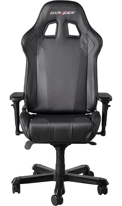 Геймърски стол DXRacer King- черен (OH/KF06/N) - 6