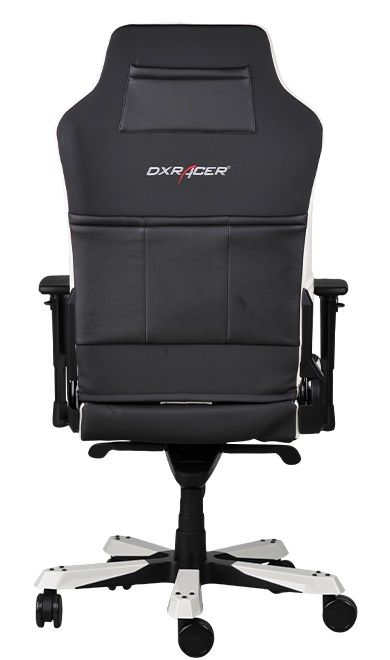 DXRacer CLASSIC Gaming Chair - черен/бял (OH/CBJ120/NW) - 2