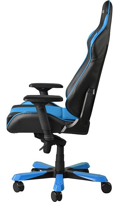 Геймърски стол DXRacer King - черен/син (OH/KF06/NB) - 7