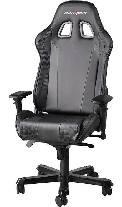 Геймърски стол DXRacer King- черен (OH/KF06/N) - 4