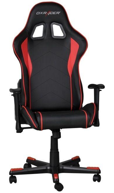 Геймърски стол DXRacer Formula - черен/ червен (OH/FE08/NR) - 5