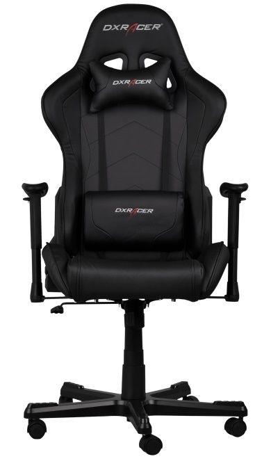 Геймърски стол DXRacer Formula - черен (OH/FE08/N) - 2