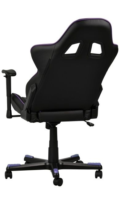 Геймърски стол DXRacer Formula - черен/лилав (OH/FE08/NV) - 11