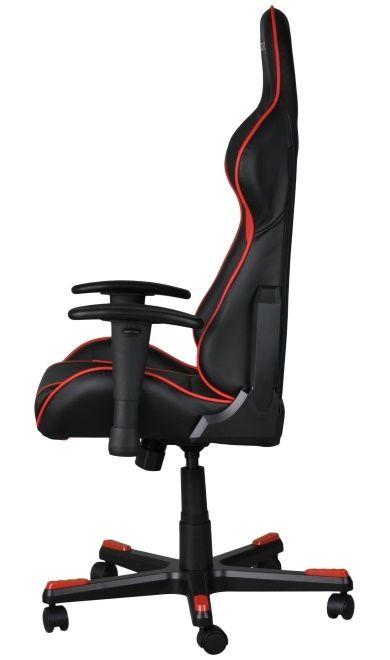 Геймърски стол DXRacer Formula - черен/ червен (OH/FE08/NR) - 7