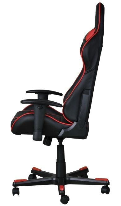 Геймърски стол DXRacer Formula - черен/ червен (OH/FE08/NR) - 9