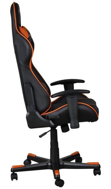 Геймърски стол DXRacer Formula - черен/оранжев (OH/FE08/NO) - 8