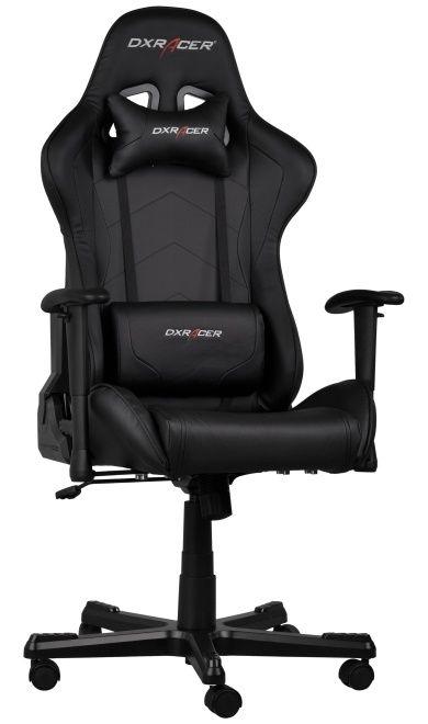 Геймърски стол DXRacer Formula - черен (OH/FE08/N) - 4